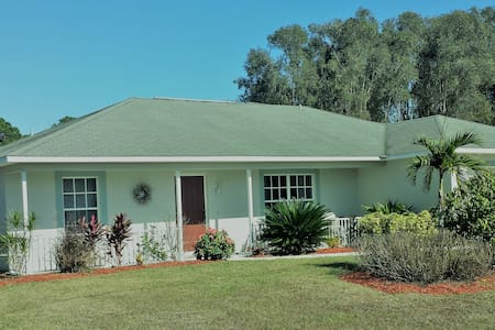 Relax  and Enjoy Sunny South West Florida! - Fort Myers - Casa