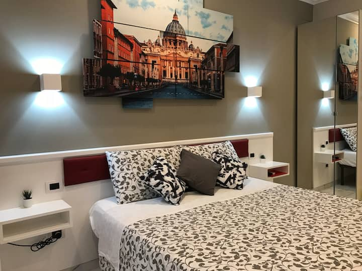 SAINT PETER DOUBLE / TWIN ROOM by ANN INN