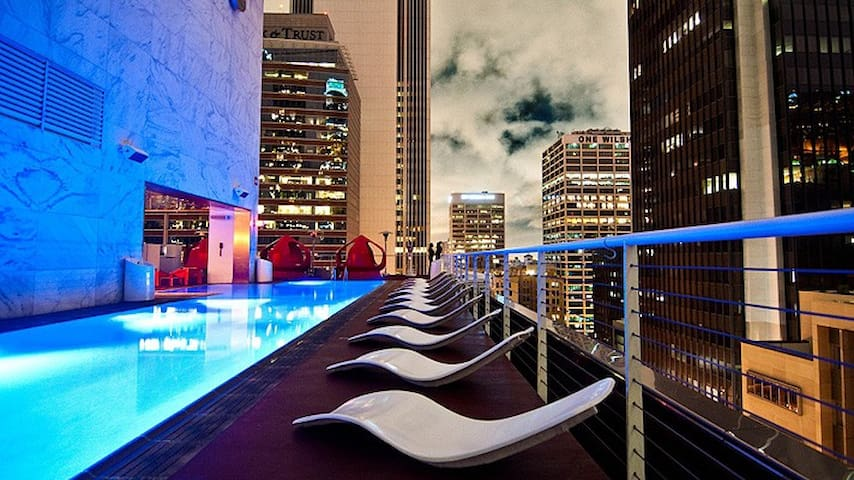 Modern Luxurious Apt in downtown LA - 228 - Los Angeles - Pis