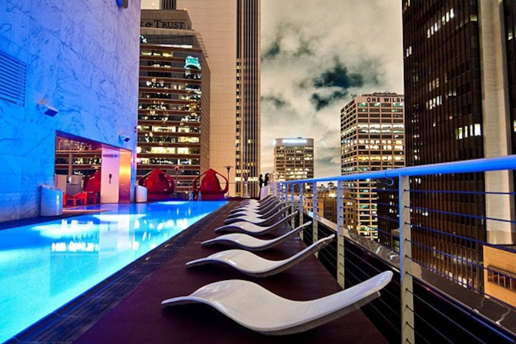 Modern Luxurious Apt In Downtown LA 228 Apartments For Rent In Los Angele