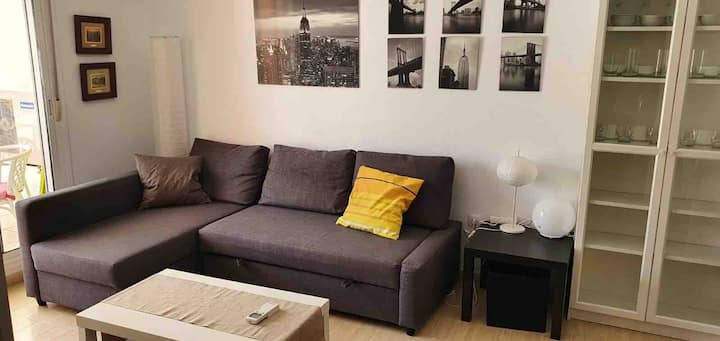 New Apartment Aguadulce (Golf/Beach/Pool/Paddle)