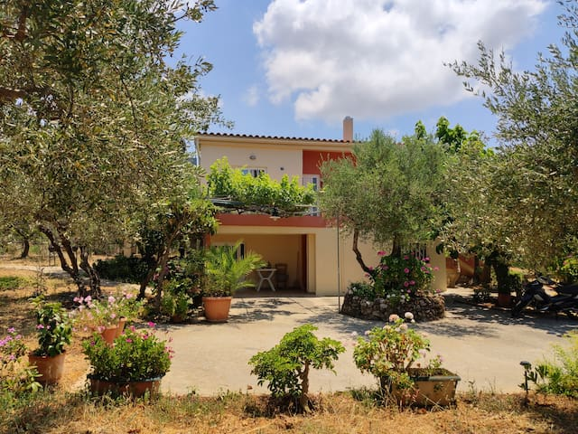 Cretan Rural Stay in Olive Grove Cottage