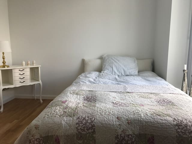 Clean singleroom in shared apartment - Søborg - Apartemen