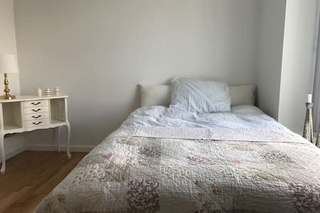 Clean singleroom in shared apartment - Søborg - 公寓