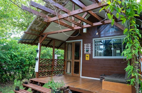 Beautiful cabin near Matadeiro Beach.