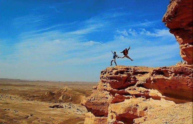 Tours in Beautiful Riyadh and surroundings