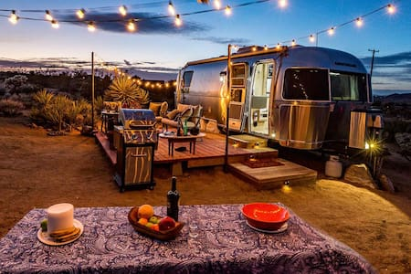 Magical Airstream, Stunning Views