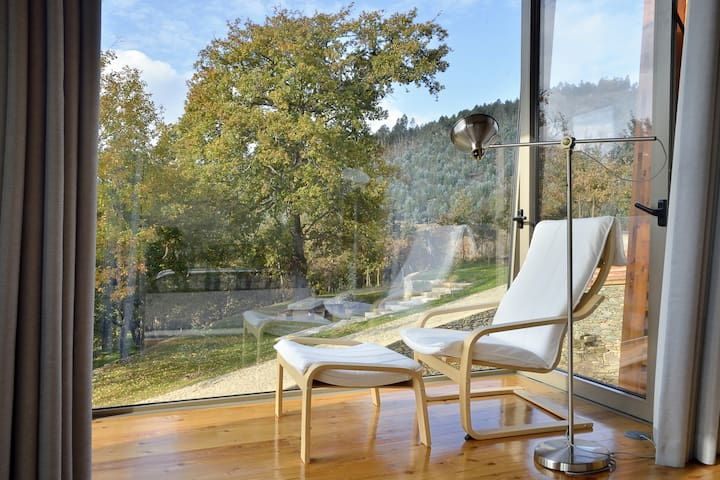 Longra country house - Alvarenga - Huis
