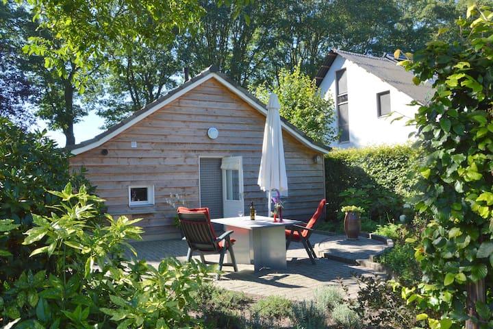 Prachtig vakantiehuis in Venhorst tussen de weilanden