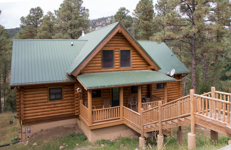 4 Bears Cabin, Ruidoso, NM - Chalets for Rent in Alto, New Mexico ...