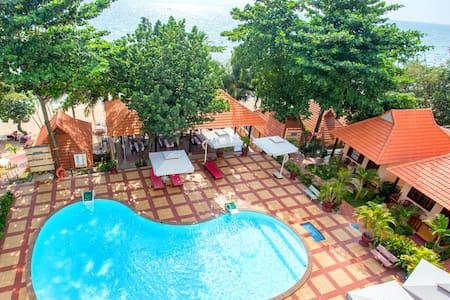 Kim Hoa Resort 100% natural garden private beach - tp. Phú Quốc