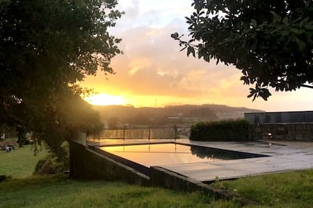 Porto-Braga Country Side (Piscina privada)