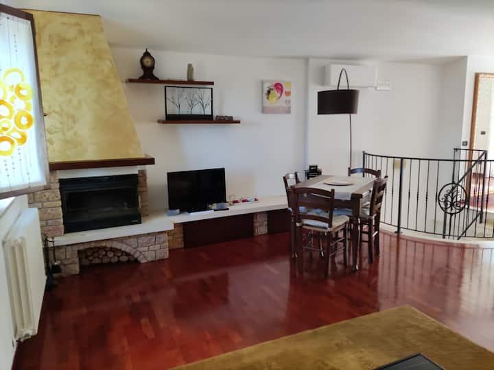La Casa Sul Tetto - Appartamento autonomo
