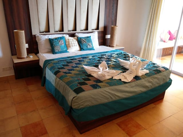1BHK Apartment @ Cavelossim Beach - Cavelossim - Apartemen