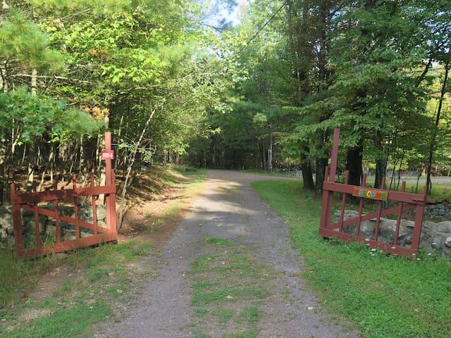 Northern Catskills Hideaway