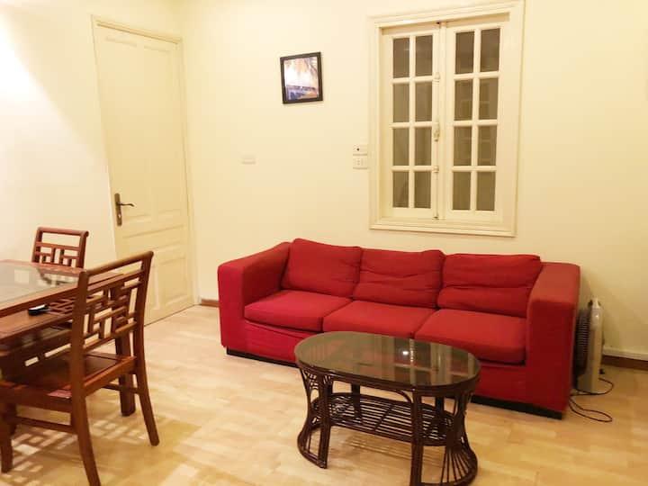 Modern serviced apartment 5 mins to Truc Bach Lake