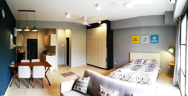 OwnAstay Studio Suite @ Midhills Genting