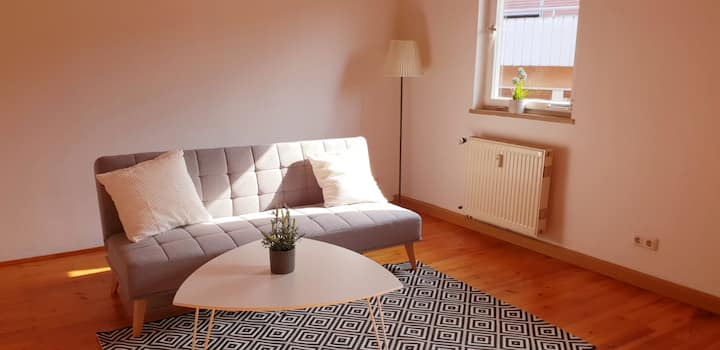 3-Zimmer Wohnung im Herzen Bad Aiblings