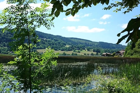 Room to have a break in Haut-Doubs