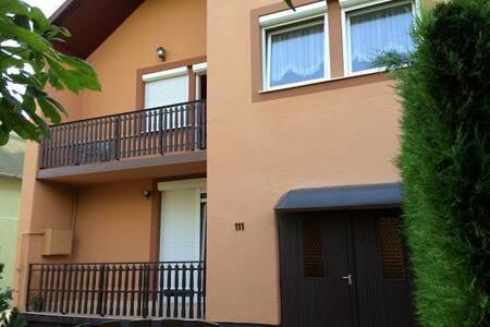 "Family 2-rooms ""Orange"" Apartment - House"