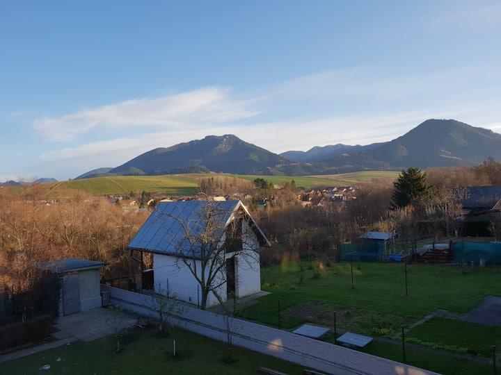 Big house near ski resort Jasna