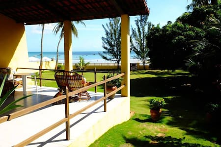 BEACHFRONT VILLA ideal for Kite