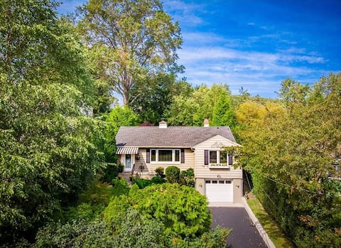 Beautiful Nyack Home with Hudson views