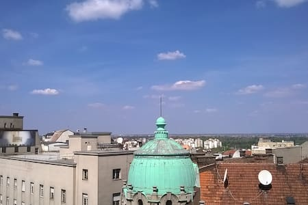 CUPOLA STUDIO @ CITY CENTER & INFINITE HORIZON