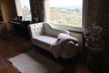 Chambre, vue sur la mer, wifi,Denia, Costa Blanca
