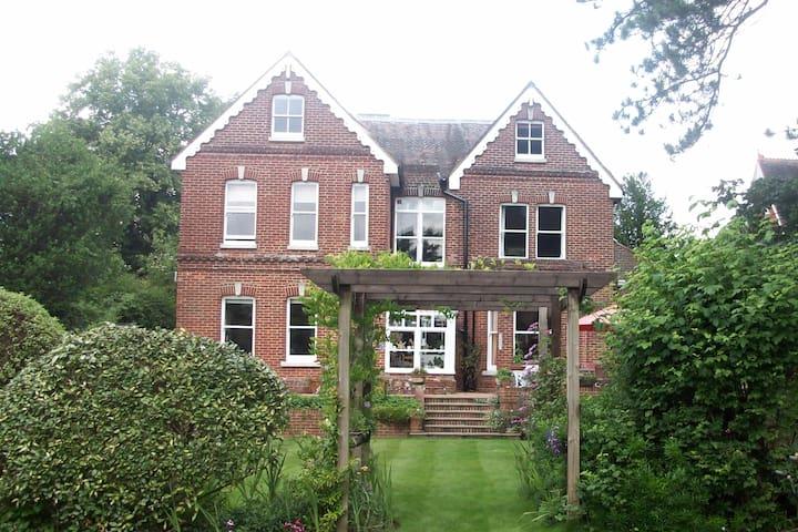 Victorian dream loft