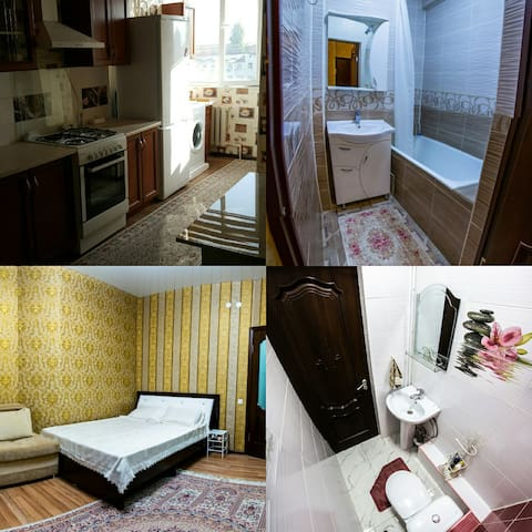 Mederova 48b. Cosy apartment only for you. Welcome