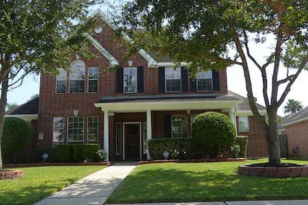 2 separate bedrooms available - League City - Bed & Breakfast