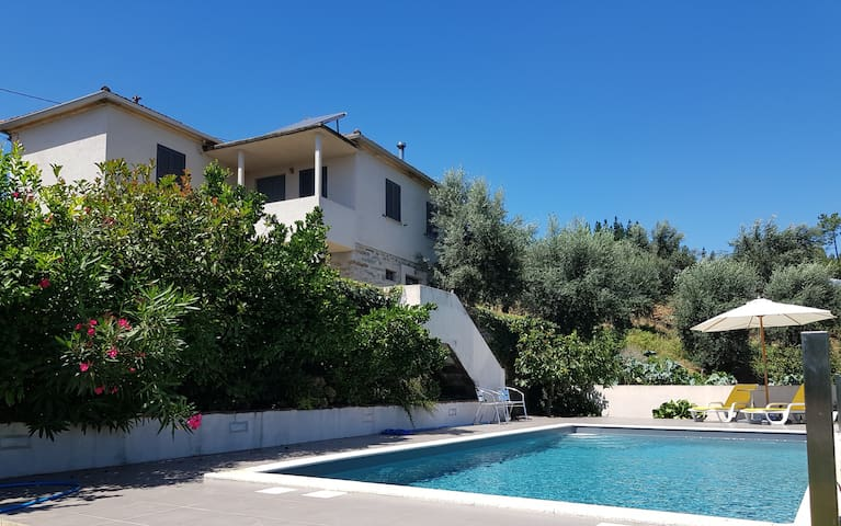 Beautiful, rural villa with great private pool!