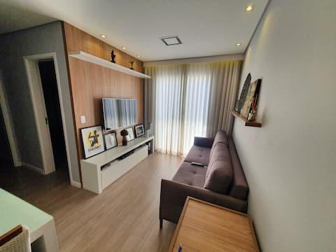 Lindo apartamento em Jundiaí