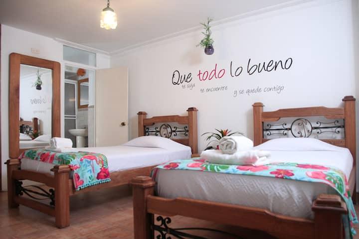 HOTEL CASA MALIBU, Habitacion Deluxe 102