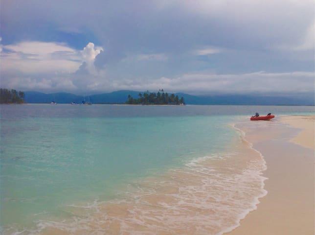 ALL INCLUSIVE San Blas Experience - Panamá  - Båt
