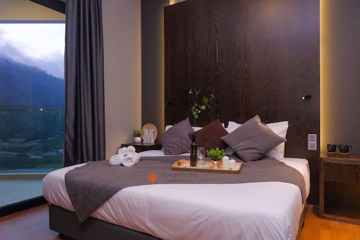 Premier 2R2B Balcony Suite @5mins to GPO/Skyway