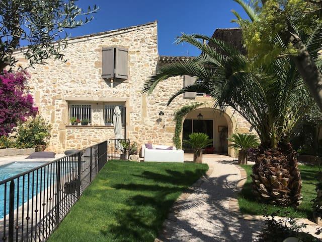 Maison de standing haut de gamme, proche de la mer - Florensac - Casa