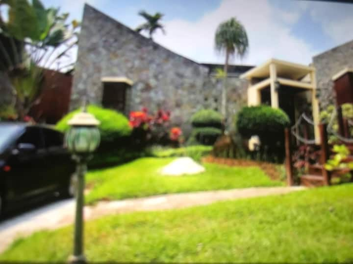 Cosy and Charming Villa