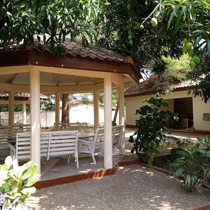 Mawuku Villa's Tegbi