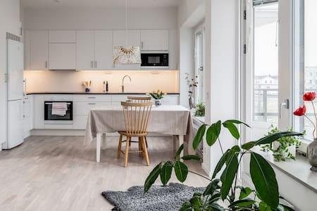 Bekvämt boende för två i Visby