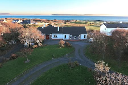 Direct Seaview, Newly Remodelled, 5 km to Galway - Barna, Galway - Σπίτι