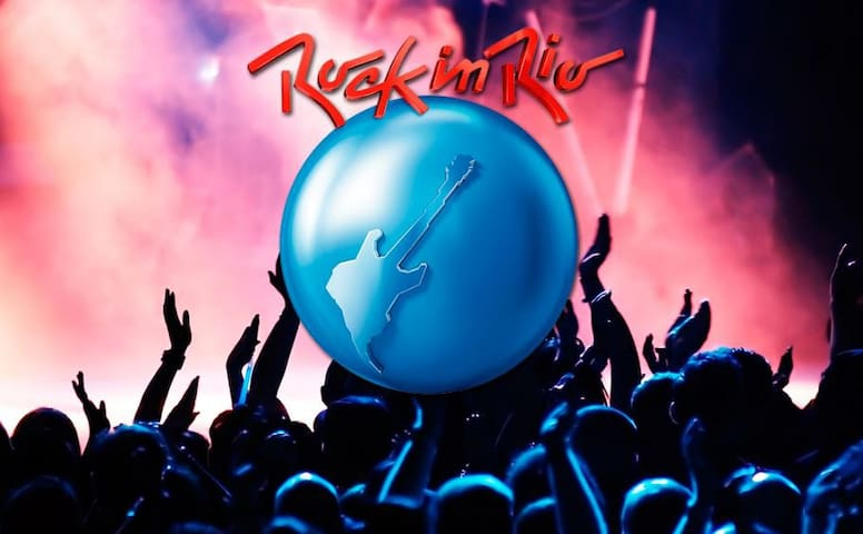 Rock in Rio 2017 Vila do Pan