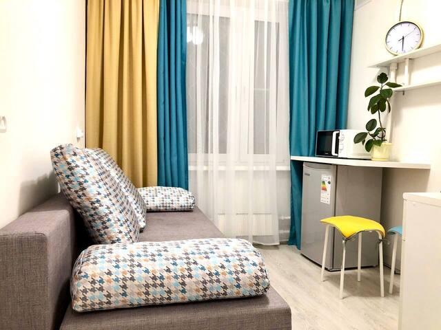 Апартамент Ореховый 11