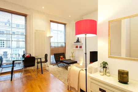 Stunning 1 Bedroom Flat in Trendy Notting Hill - London - Apartment
