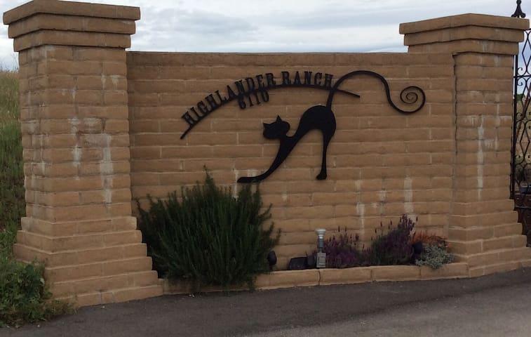 Highlander Ranch Guest Suite - Paso Robles - Rumah