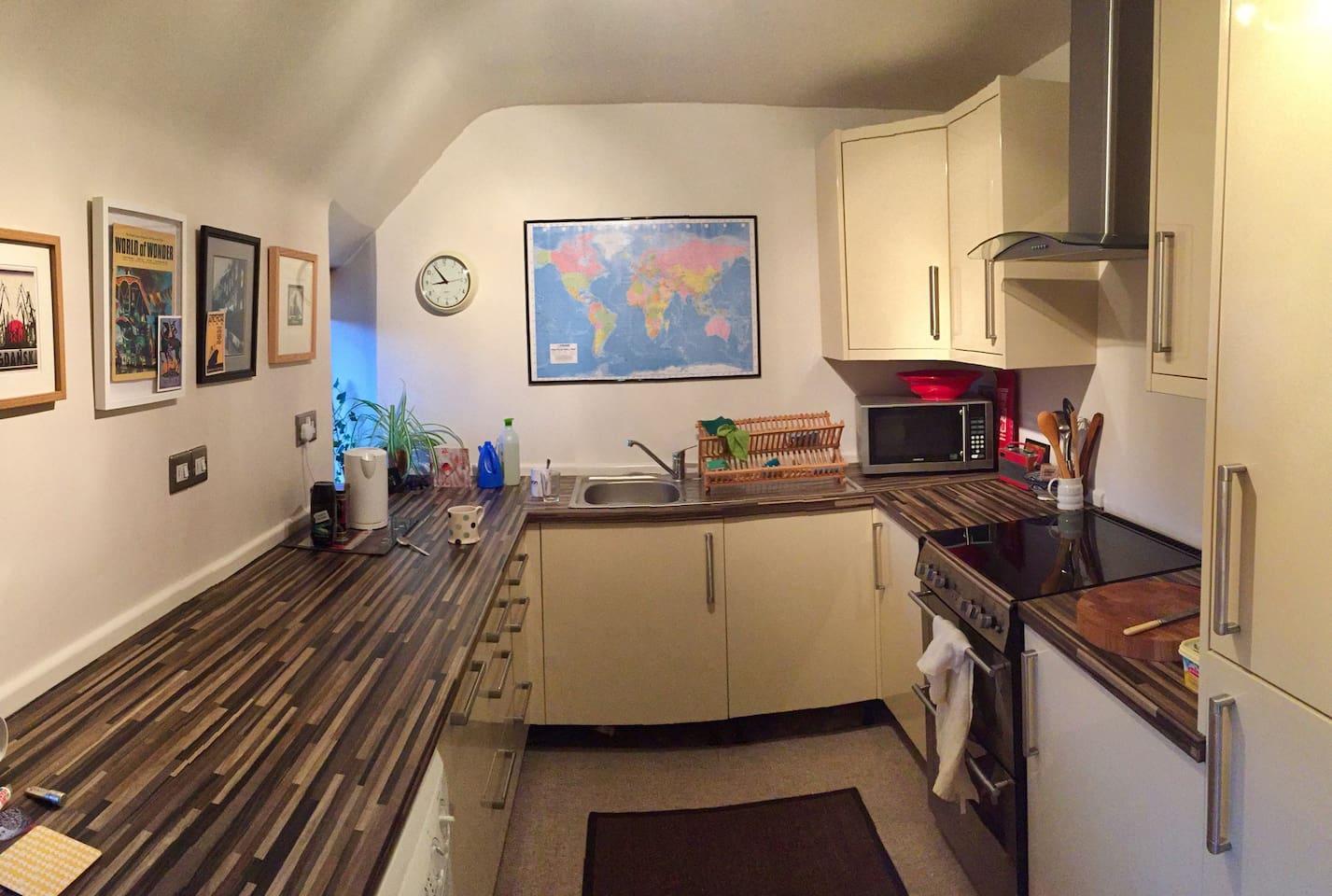 My wee kitchen!