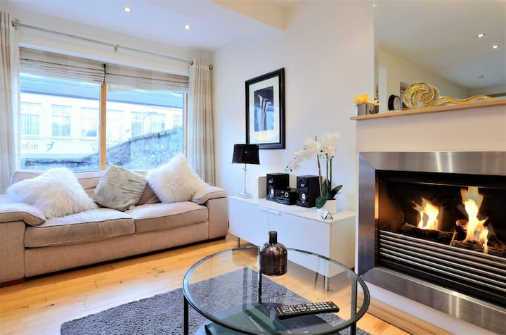 Luxury Hideaway Mews, in the Heart of Dublin