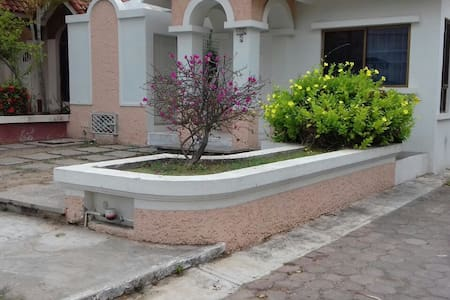 House for Rent in the heart of the Marina - Mazatlán - Villa