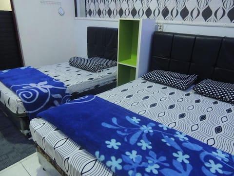Cozy Family @ Griya DiengKulon Casa Blanca Syariah
